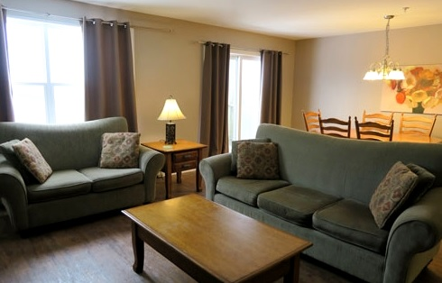 Fully Furnished Suites